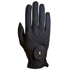 Roeckl Grip Gloves - BLACK